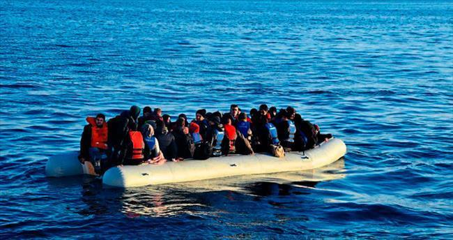 Ege Denizi'nde 226 kaçak kurtarıldı
