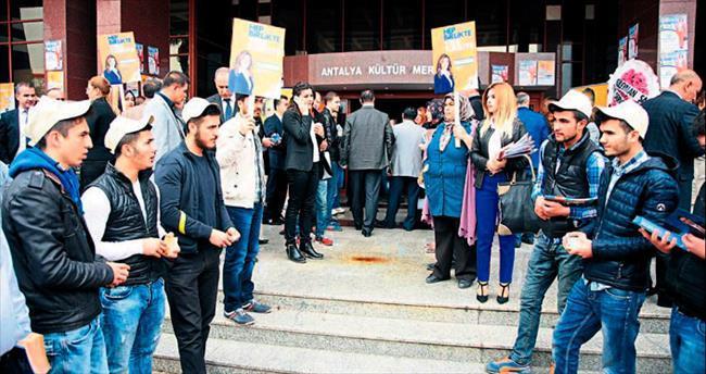 STK'lar aday adaylarını seçti