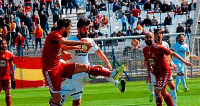 Fethiyespor'un Toros savunması