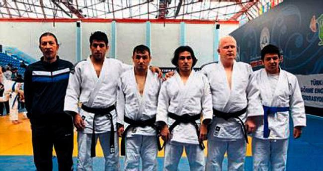 Judoda engel tanımıyorlar