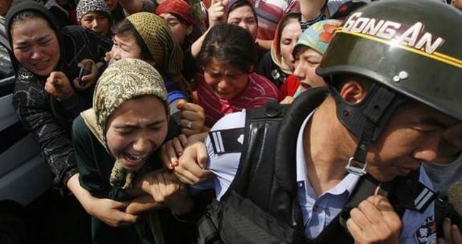 Çin, 3 Türk'ü idam etti