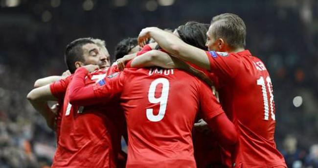 Lüksemburg - Türkiye maçı saat kaçta hangi kanalda?