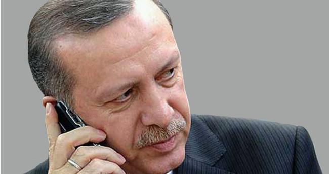 Cumhurbaşkanı Erdoğan, Singapur Başbakanı Lee Hsien Loong'u aradı