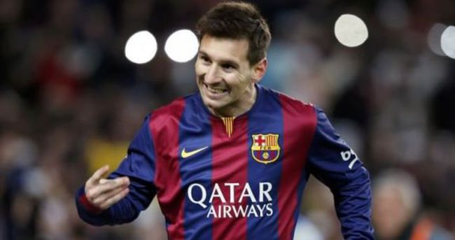Messi sağlam çıktı