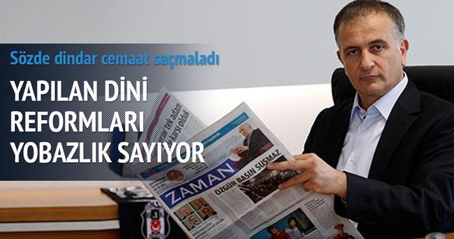 Dumanlı: Türkiye'ye şeriat geliyor!