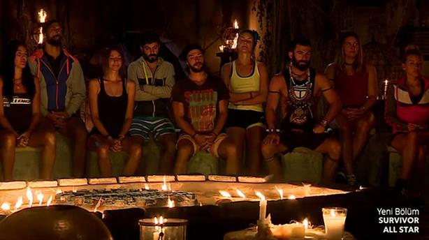 Survivor'da kim elendi? (İşte SMS sonuçları)