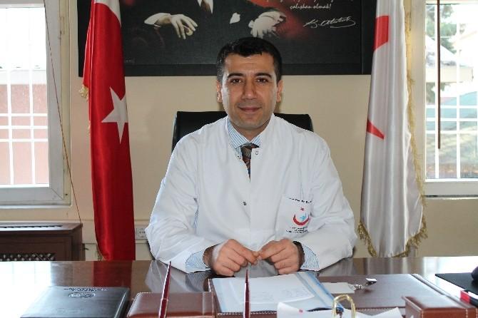 Yrd. Doç. Dr. Fatih Doğan'dan ''Dünya Tüberküloz Günü'' Mesajı