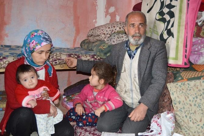 Besni'de, Maddi İmkansızlık Çeken Aile Yardım Eli Bekliyor