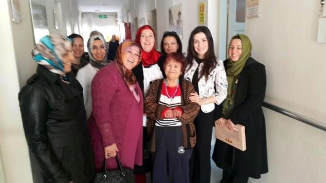 AK Partili Kumbaracı'dan Anlamlı Mesaj
