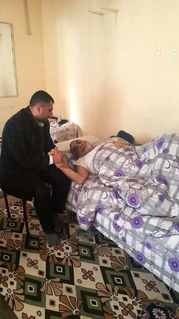 Başkan Yay'dan Yaşlılara Ziyaret