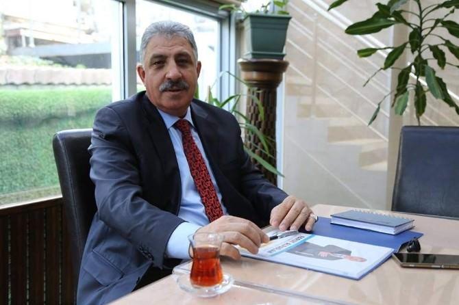 """Faruk Alpaslan: """"STK Temayülü Demokrasi Örneğidir"""""""
