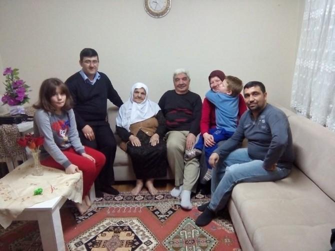 Yaşlılara Moral Ziyareti