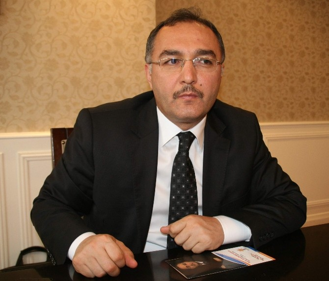 AK Parti Yozgat Milletvekili Aday Adayı Salim Kahramanoğlu: