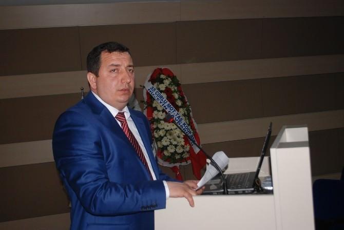 Çerkezköy Motorlu Taşıyıcılar Kooperatifi Genel Kurulu Yapıldı