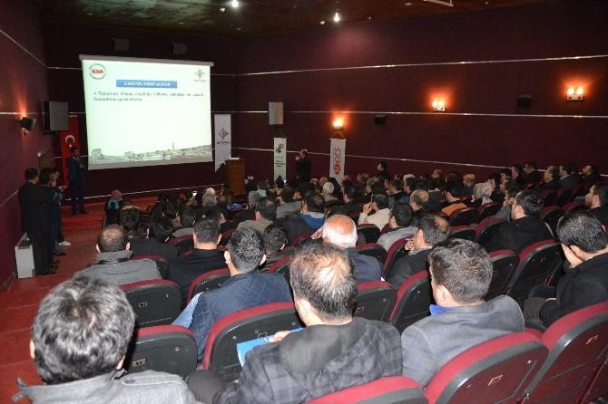 Sodes Projeleri Toplantısı Yapıldı
