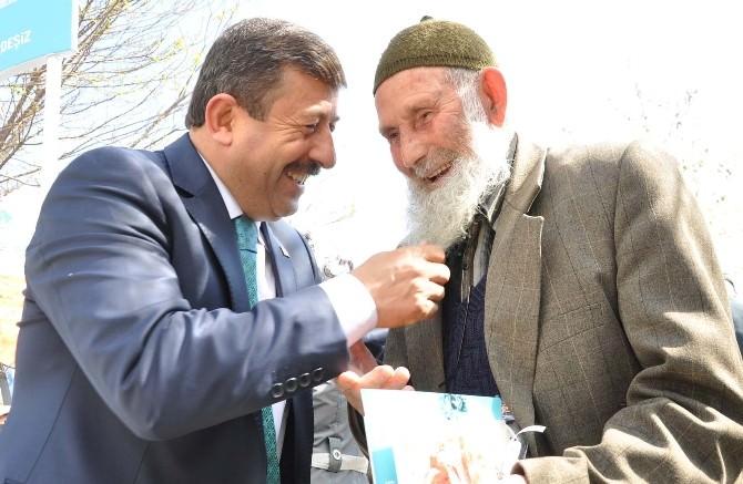 Karabacaktan Yaşlılar Haftası Mesajı