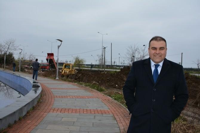 Görele Belediyesi Otopark Çalışmalarına Başladı