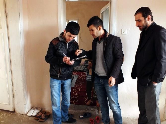 Azim-der'den Suriyeli Ailelere Yardım