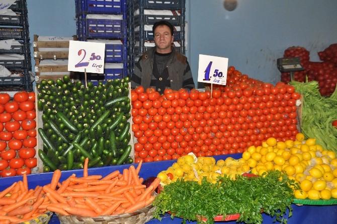 Muzaffer Kabacan: Meyve Sebze Fiyatlarında Düşüş Bekliyoruz
