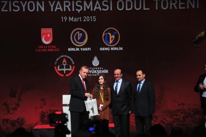 Şeyda Sarıkan Erzincan'ın Gurur Kaynağı Oldu