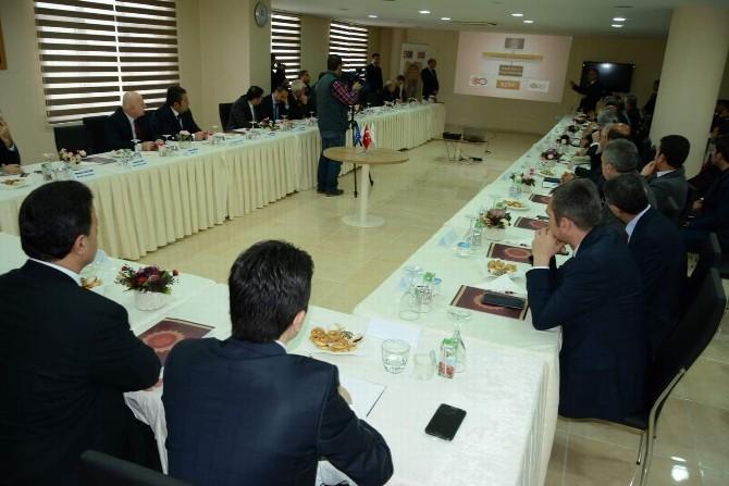 Siirt'te AB Uyum Danışma Toplantı Yapıldı