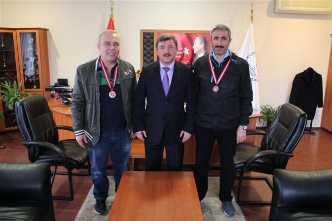 Yalovalı Veteran Judocular Ankara'dan 2 Madalya İle Döndü