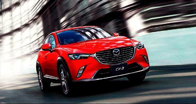 Mazda'dan kompakt crossover SUV