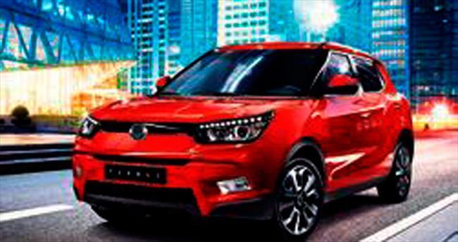 Ssangyong'dan yeni SUV