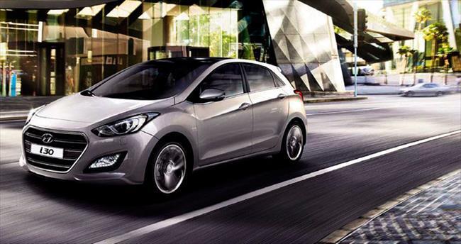 Hyundai i30'a yeni yüz