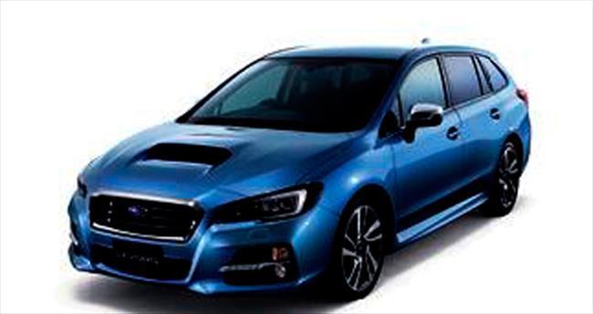 Subaru Levorg gün sayıyor