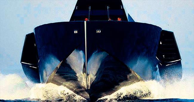 Denizde dünyanın en hızlıları