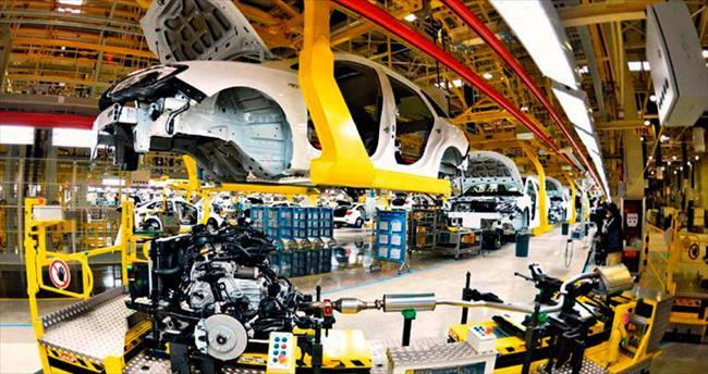 Dünyada üretim 3'te 1 arttı