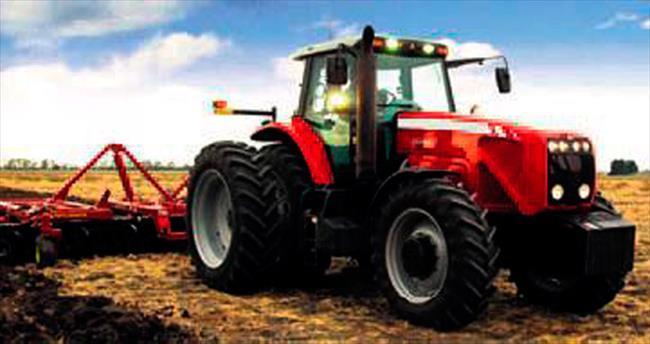 Traktör satışları % 44 arttı