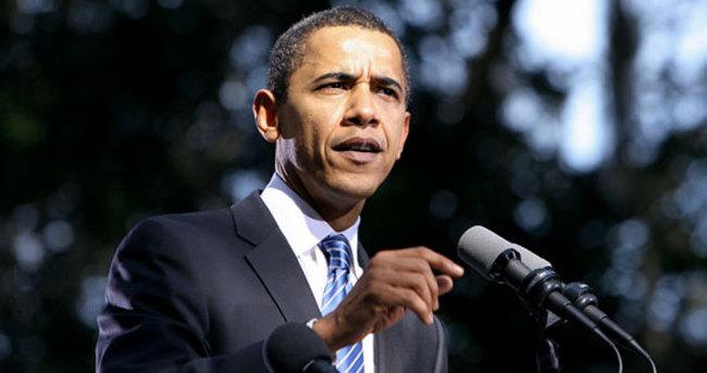 Obama'dan İsrail açıklaması