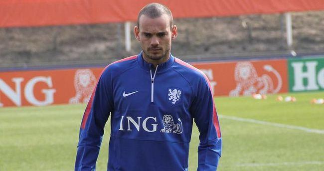 Sneijder: Türkiye bize yenilirse...