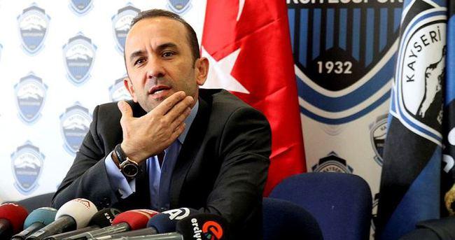 Mehmet Özdilek istifa nedenini açıkladı