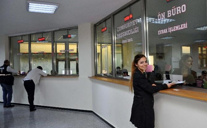 Burası Banka Değil, Adana Adliyesi