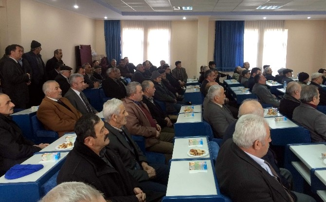 Ağlı'da 'Ceviz Tarımı' Paneli Düzenledi
