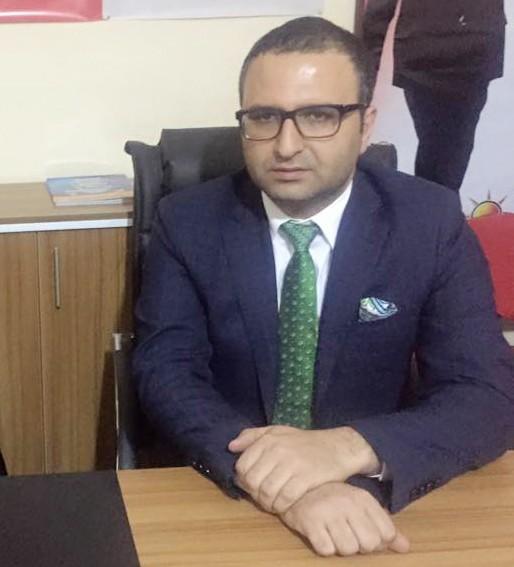 AK Partili Fidan'dan Açıklamalar