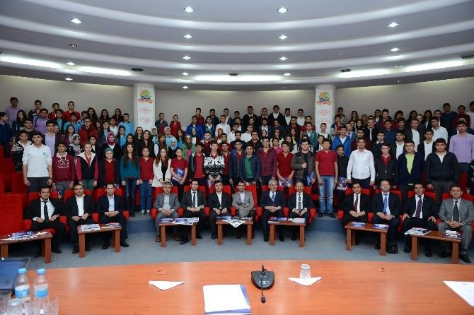 Kumluca'da Gençlik Meclisi Genel Kurulu Yapıldı