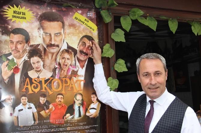 Aşkopat Filmi 3 Nisan'da Gösterimde