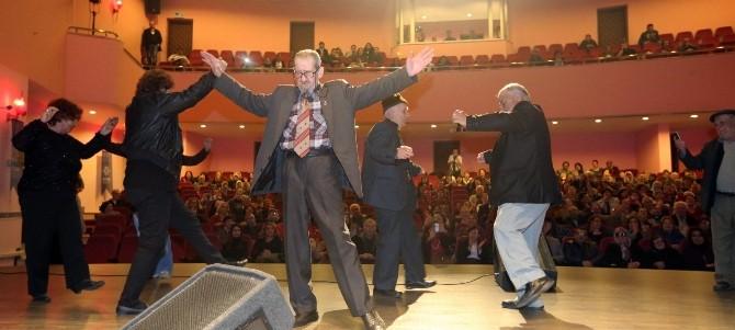 Aydın Büyükşehirden Yaşlılara Özel Konser