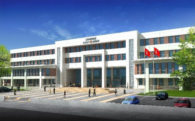 Çanakkale Adalet Sarayı İhaleye Çıkıyor