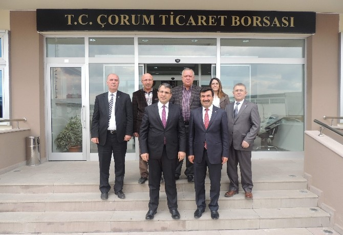 Başsavcı Yurdagül'den Borsa'ya Ziyaret