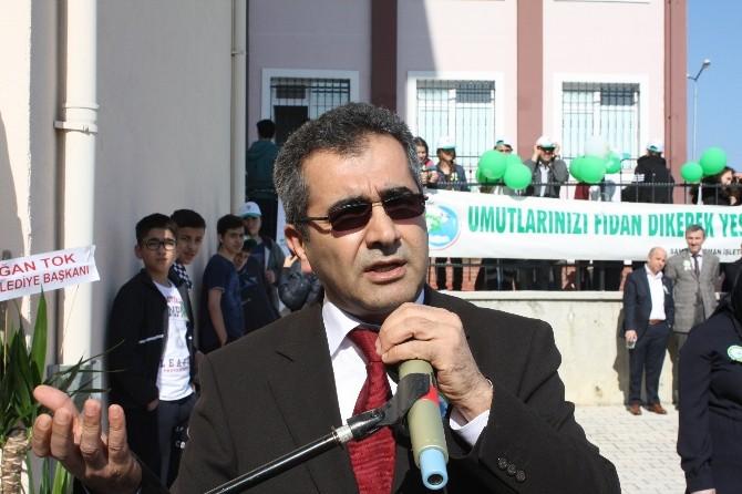 Samsun'da Her Yıl 1 Milyon Fidan Dikiliyor