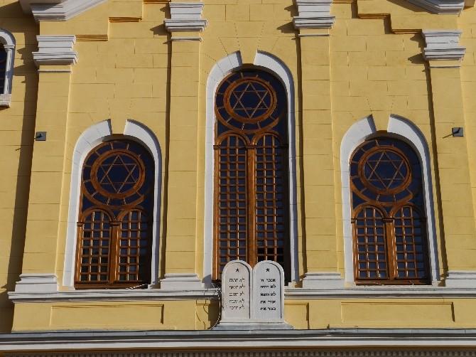 Büyük Sinagog Yarın Edirne'de İbadete Açılıyor