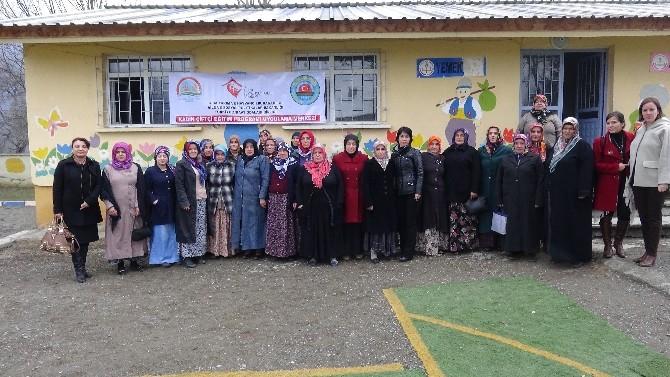 Kadın Çiftçiler İşin Ehli Olacak