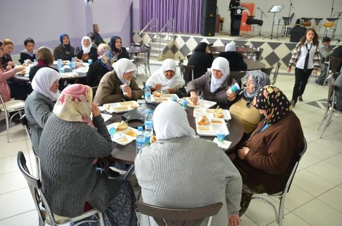 Kargı'da Yaşlılar Haftası Etkinlikleri