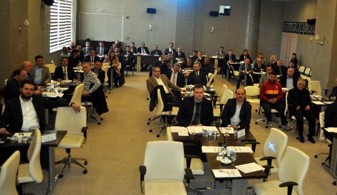 Kutso Meslek Komiteleri Toplantısı
