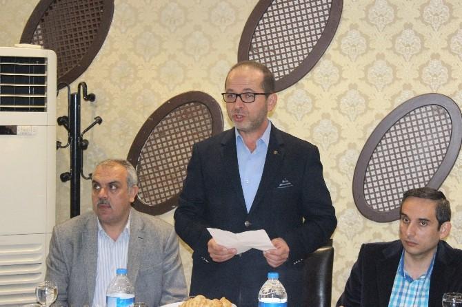 MÜSİAD, Basın Mensuplarıyla Bir Araya Geldi